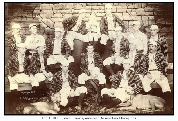1888 St. Louis Browns