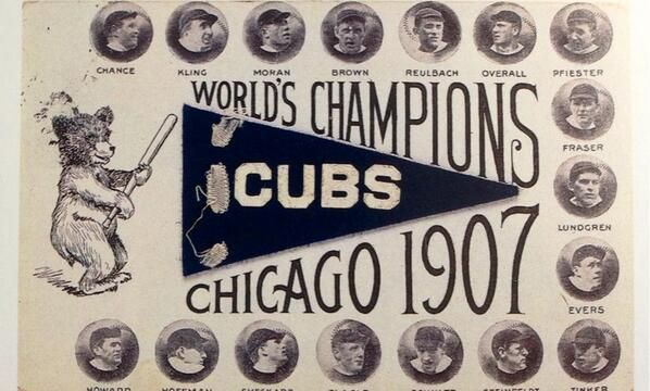1907 Chicago Cubs