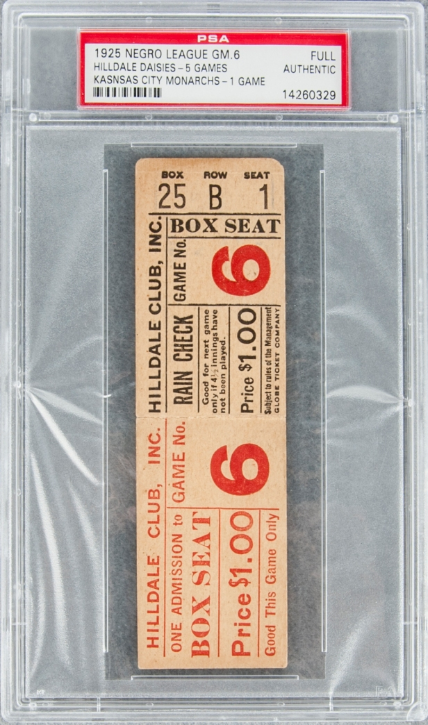 1925 Game 6