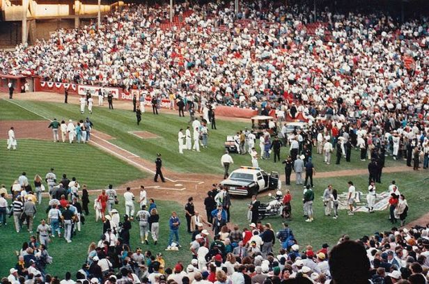 1989 WS Earthquake