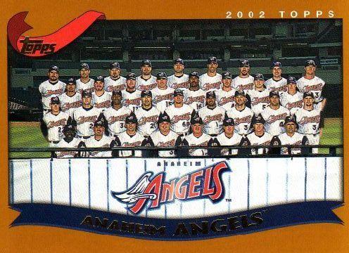 Anaheim Angels 2002