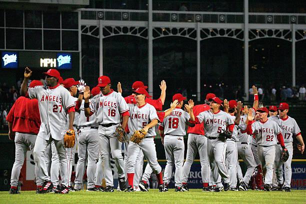 Anaheim Angels 2004