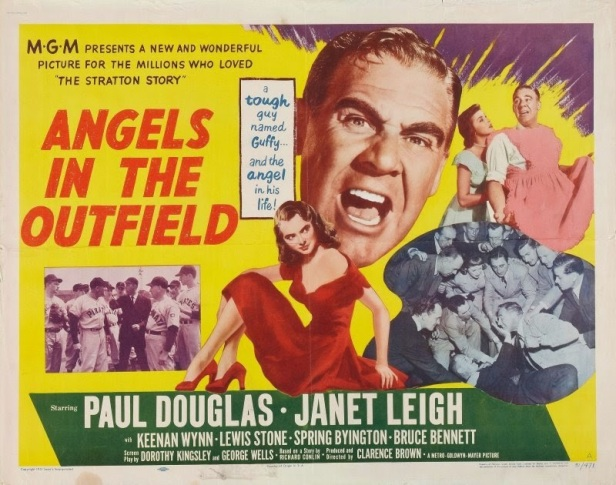 Angels in the Outfield 1951