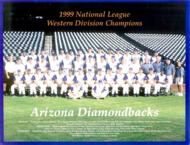 Arizona Diamondbacks 1999