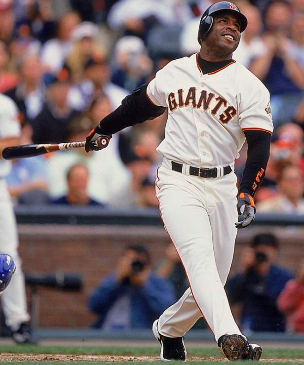 Barry Bonds 10