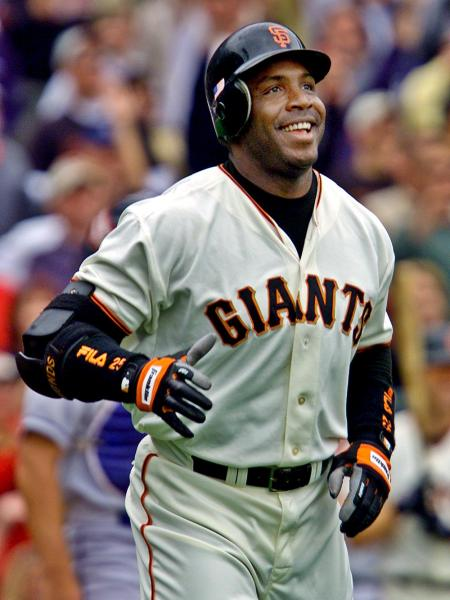Barry Bonds 4