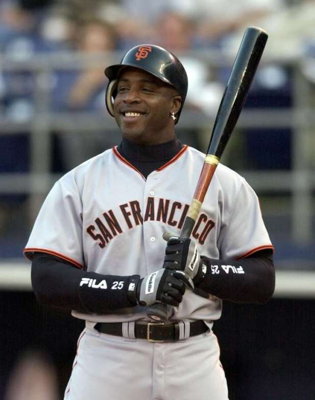 Barry Bonds 6
