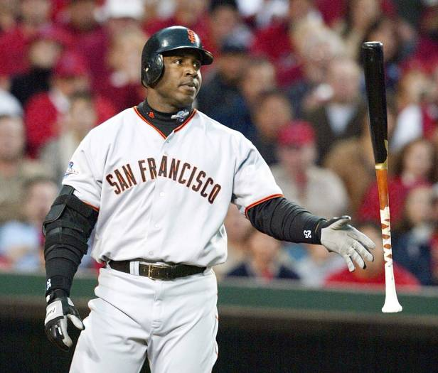 Barry Bonds 9