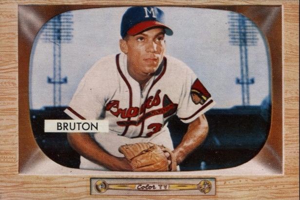 Bill Bruton 3