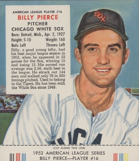 Billy pierce 3