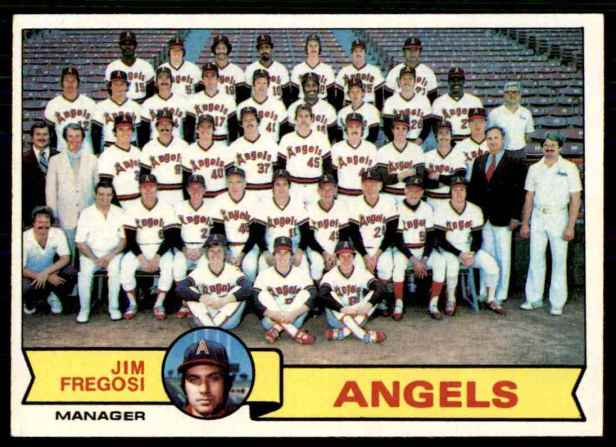 California Angels 1979
