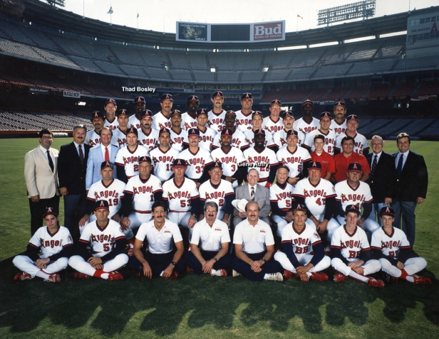 California Angels 1982