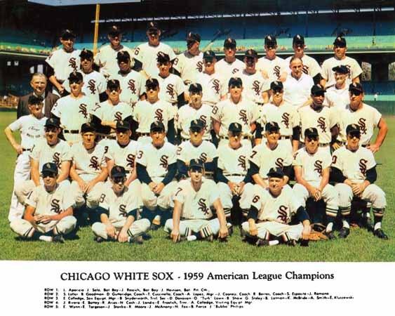 Chicago White Sox 1959