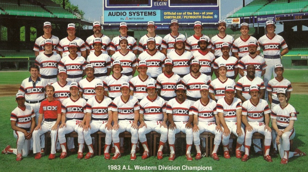 Chicago White Sox 1983