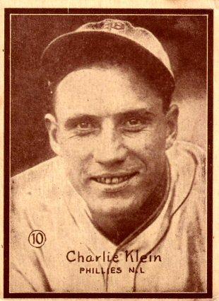 Chuck Klein 10