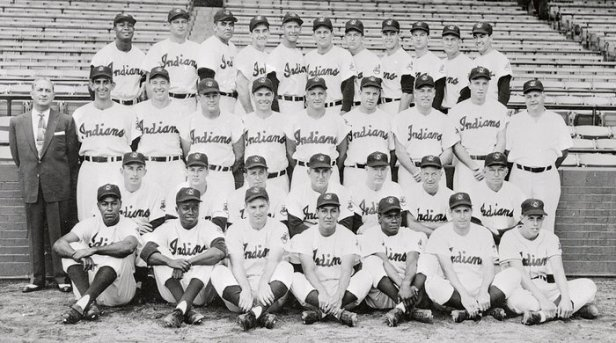 Cleveland Indians 1954