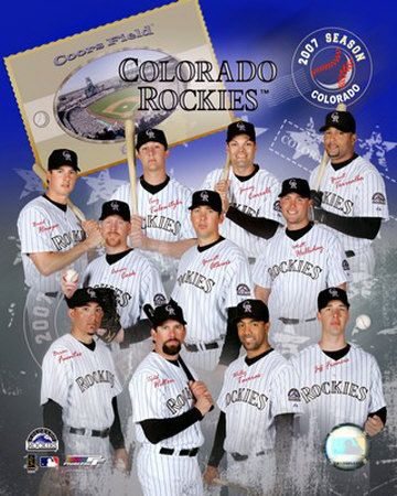 Colorado Rockies 2007