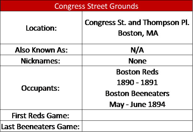 Congress Street Grounds I