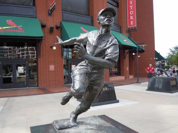 Cool Papa Bell Statue