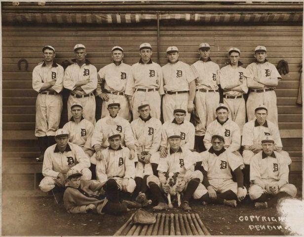 Detroit Tigers 1907