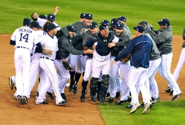 Detroit Tigers 2012