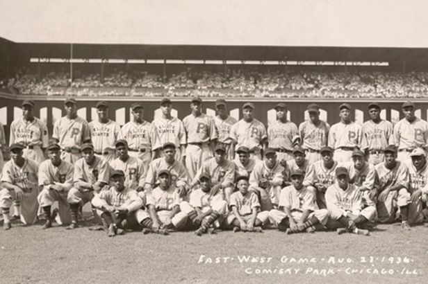 East West AS Game 1936