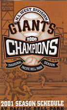 Giants 2001