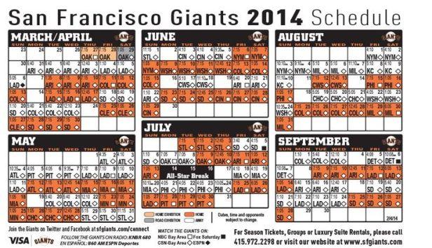 Giants 2014