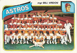 Houston Astros 1980