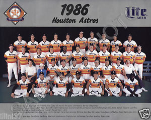 Houston Astros 1986