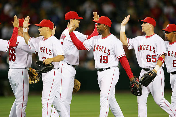 Los Angeles Angels 2005