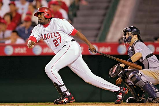 Los Angeles Angels 2008