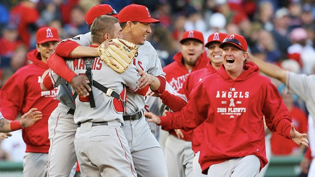 Los Angeles Angels 2009