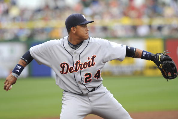 Detroit Tigers v Philadelphia Phillies
