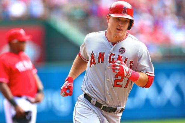 Mike Trout 6