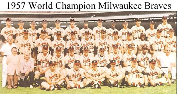 Milwaukee Braves 1957