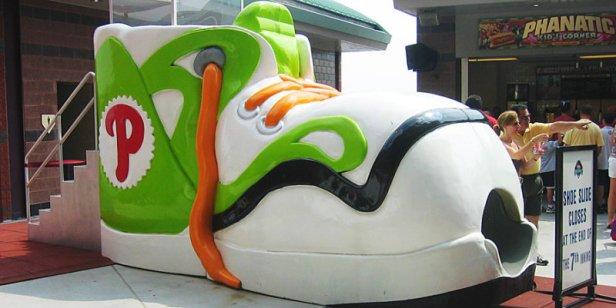 Phanatic Shoe Slide