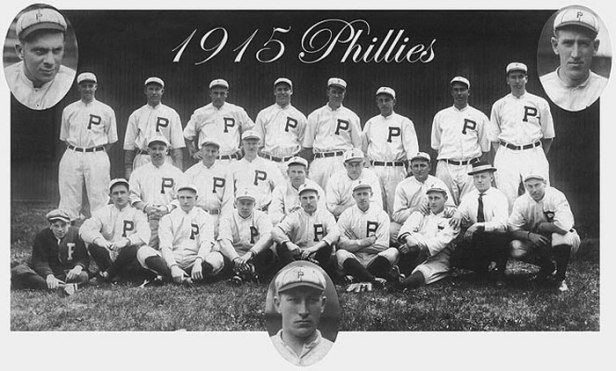 Philadelphia Phillies 1915