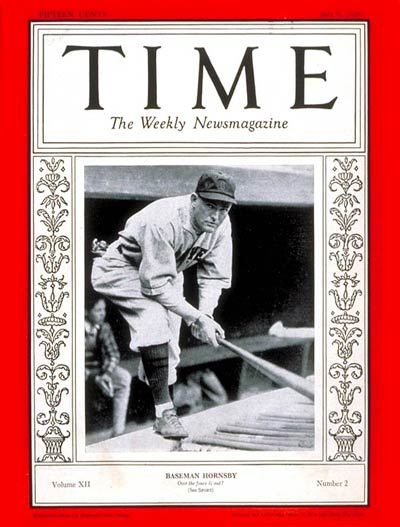 Rogers Hornsby 11