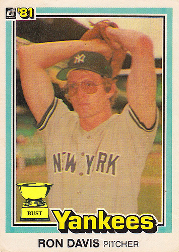 Ron Davis 1981