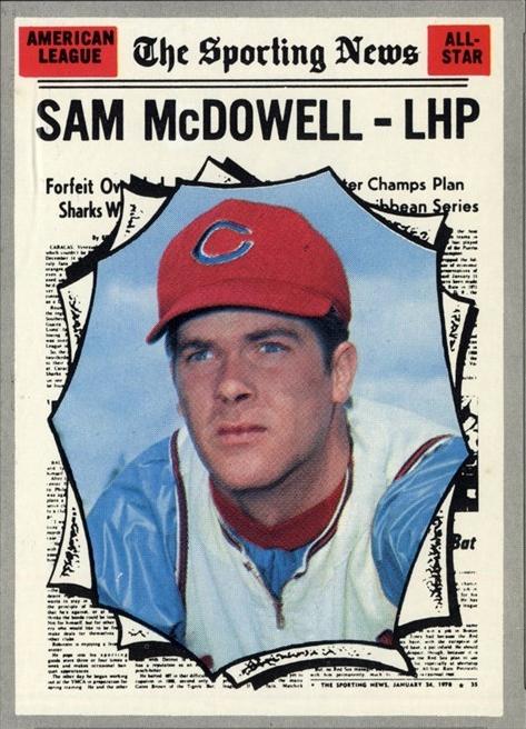 Sam McDowell 6