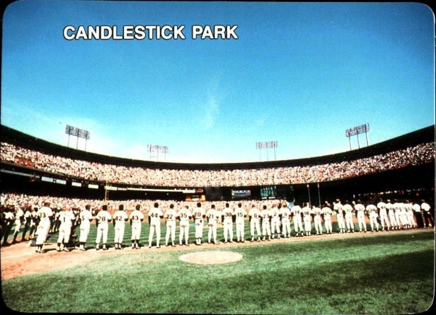 San Francisco Giants 1987
