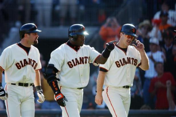 San Francisco Giants 2000