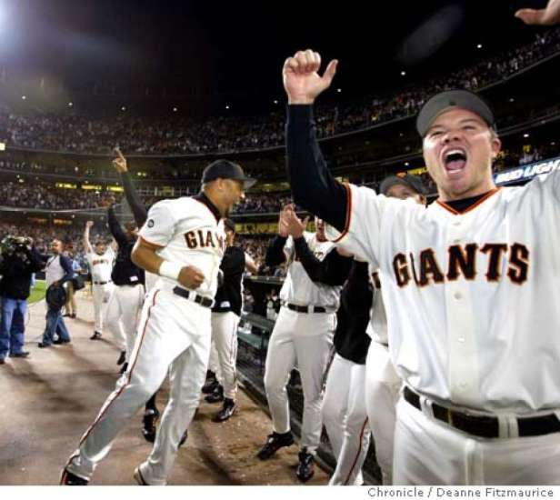 San Francisco Giants 2003