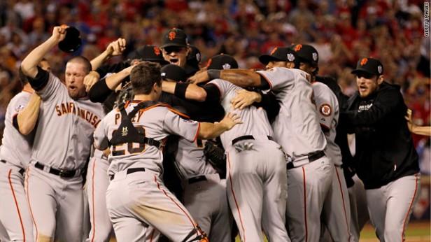 San Francisco Giants 2010 (2)