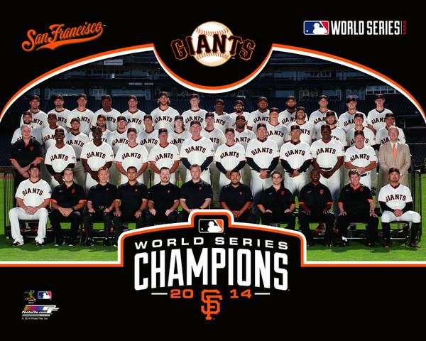 San Francisco Giants 2014 (2)