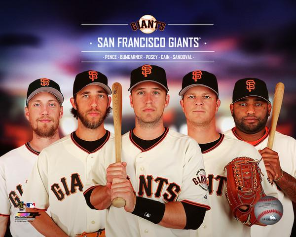 San Francisco Giants 2014