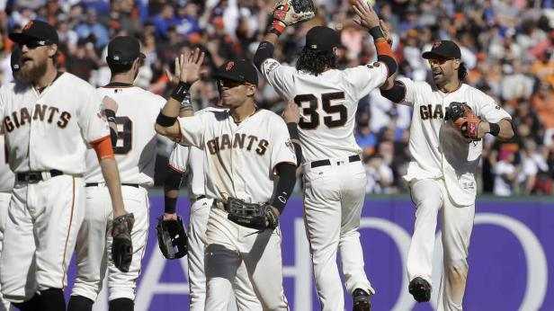 San Francisco Giants 2016