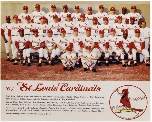 St. Louis Cardinals 1967
