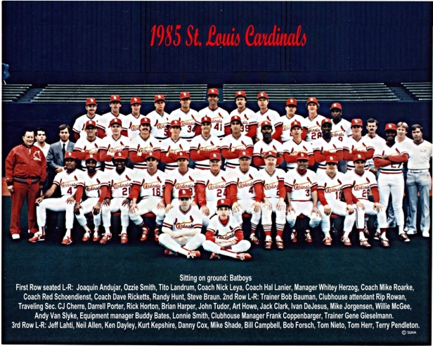 St.Louis Cardinals 1985